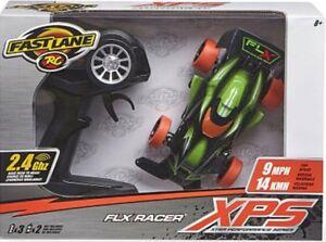 fast lane rc car flx racer 9 mph xp s 2 4 ghz scale 190587003089 ebay. Black Bedroom Furniture Sets. Home Design Ideas