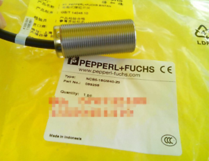 1Pcs New Pepperl+ Fuchs NCB5-18GM40-Z0 Inductive sensor free shipping