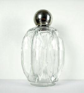 "Large Bottle Of Perfume Towards 1930 H: 17 CM "" Made IN France "" Perfume Bottle"