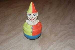 Rolly-Toys-Stehaufmaennchen-Clown-RAR-ca-21cm