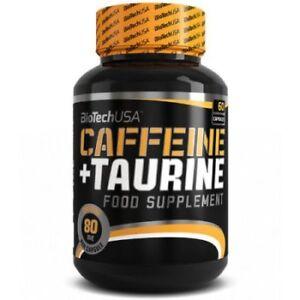 Biotech-USA-Koffein-und-Taurin-60-120-Kapseln-freie-Aufnahme-Versand