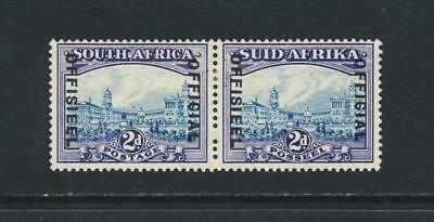 Südafrika 1939 Vf Mlh Sg #023 Elegant Im Geruch Siehe Unten 2d Offizielle