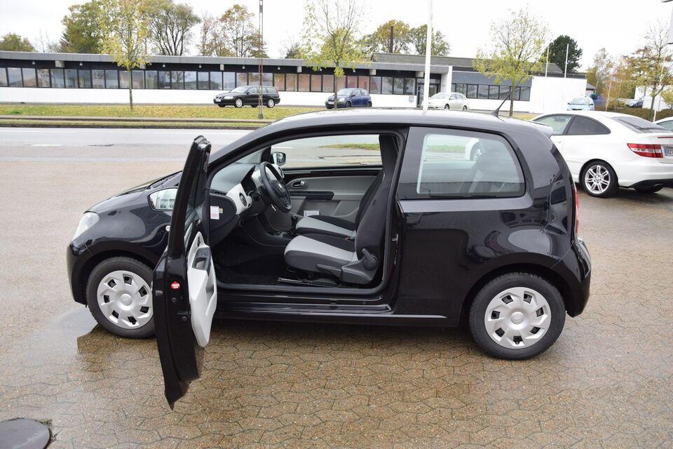Seat Mii 1,0 75 Style eco Benzin modelår 2013 km 57000