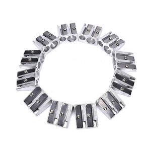 3PC-officio-Metall-Anspitzer-mit-Griffmulde-fuer-normale-Stifte-CJ