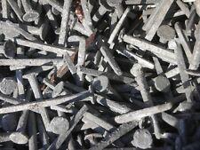 1,000 LABELLE OLD ANTIQUE VINTAGE SQUARE CUT SHINGLE NAILS GALVANIZED 1-1/2 x 4D