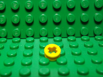 10 Red 1//2 Bushing Technics Axle End Stops Bricks ~ Lego  ~ NEW ~