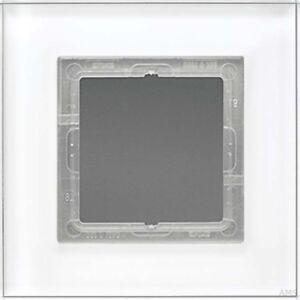 Jung-Glass-Frame-2-fach-Alpine-White-Aws-Scale-Vertical-lsp-982-GL-WW
