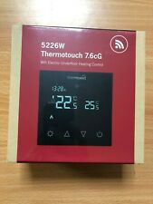 Underfloor Heating Thermostat Thermotouch 5226W Wireless Thermostat