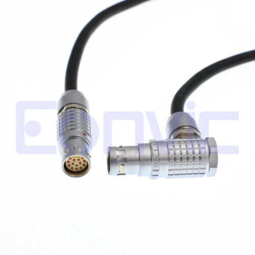 Cable de pantalla ARRI Alexa Viewfinder EVF-1 16 Pin para Cable de 16 Pines ra KC 150-S