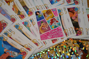 Topps-Disney-PRINCESS-2017-Trading-Card-Game-SELECT-YOUR-Cards