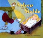 Asleep in the Stable by Will Hillenbrand (Hardback, 2004)