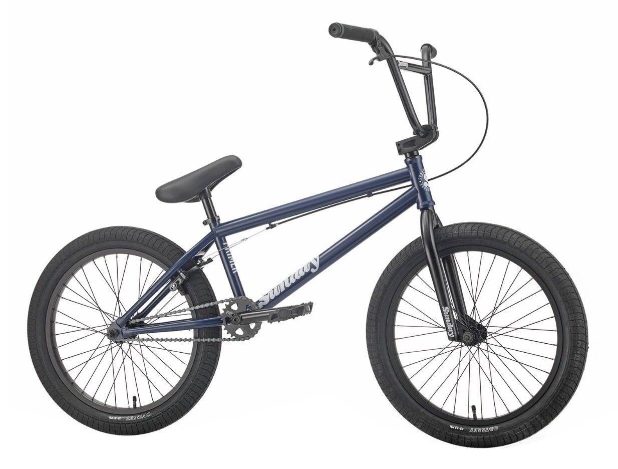 2019 Sunday Primer 20  BMX Bike Midnight bluee Complete BMX Bike