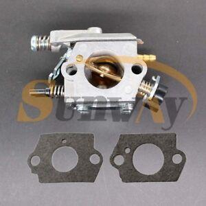 Carburateur-amp-Joint-Pour-Husqvarna-50-51-55-Walbro-WT-170-1-Carb-503281504