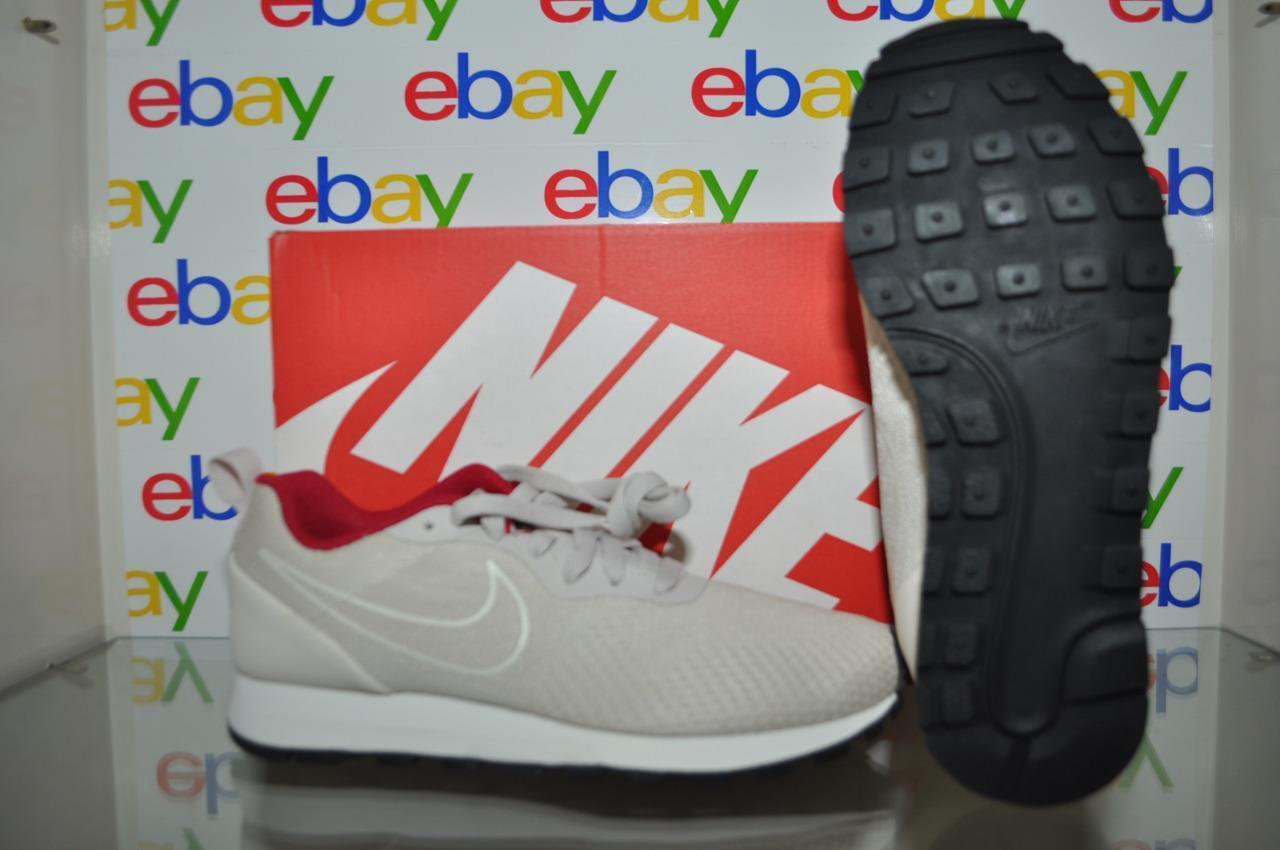 417c62e309dc Nike MD Runner 2 ENG Mesh Womens Running Running Running shoes 916797 100  White Red NIB