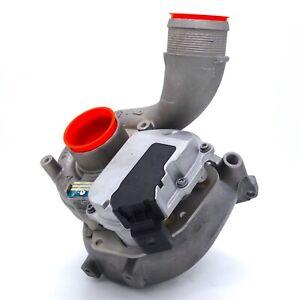 Original-Turbolader-mit-Ladedrucksteller-VW-Pheaton-Marine-Touareg-3-0-TDI