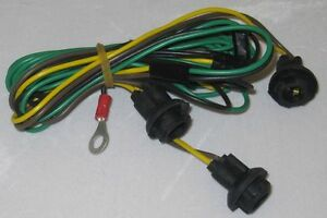 silverado wiring harness ebay 2002 2007 chevy silverado gmc hd recon 264155y cab roof light  2002 2007 chevy silverado gmc hd recon