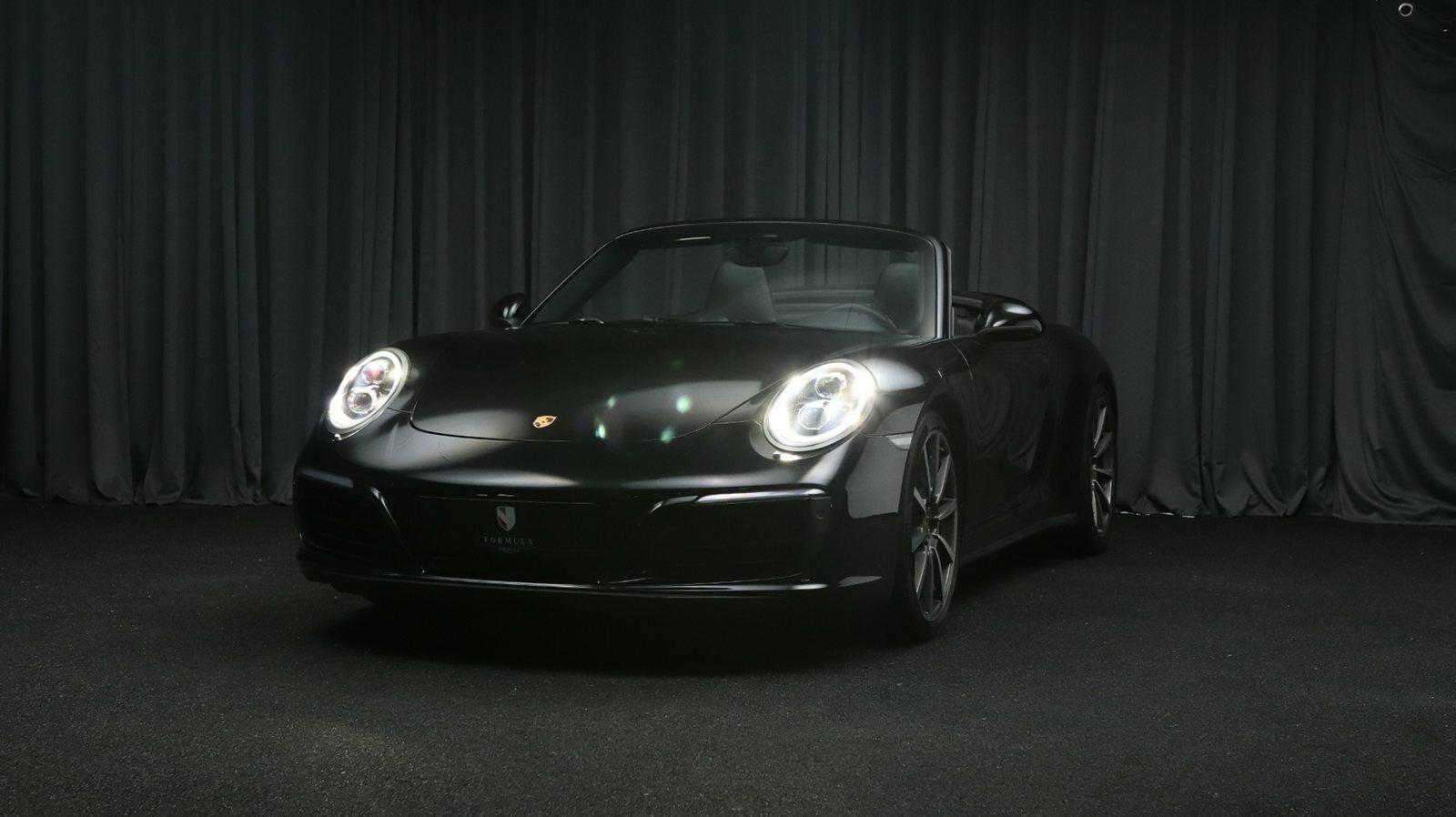 Porsche 911 Carrera 4S 3,0 Cabriolet PDK 2d - 11.750 kr.