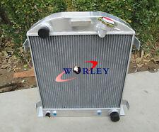 3 ROWS for FORD 1932 Hi-Boy Chevy engine hotrod 32 Aluminum Radiator