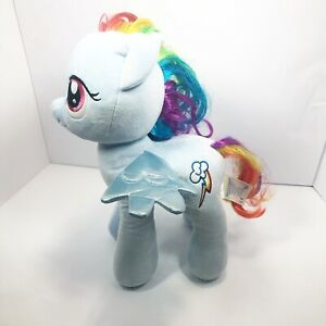 "Stuffed Animal Large Toy 16/"" un My Little Pony Build A Bear Rainbow Dash Plush"
