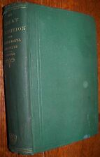 1868 The Great Exhibition Antique Paris French Expo History Book