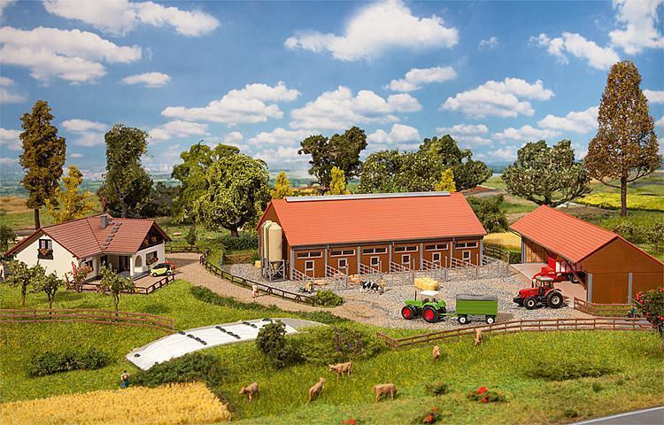 Faller N KIT 232367 Azienda agricola NUOVO ARTICOLO