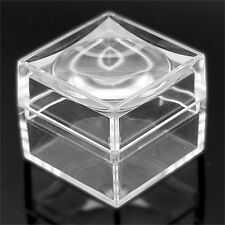 6 x Large Acrylic Magnifying Display Cases (Magni Box)