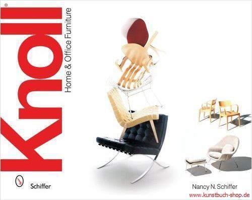 Fachbuch Knoll Home & Office Furniture M. Breuer E. Sottsass M. v. d. Rohe uva.