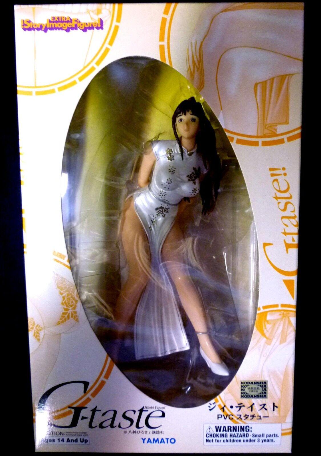 It's a G-Taste Yamato Yuki Shihoudou PVC Statue Hiroki Yagami  Anime New .