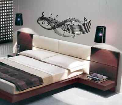 Giant Music Note  Decal Wall Decals & Stickers