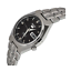 Seiko-5-Classic-Black-Dial-Couple-039-s-Stainless-Steel-Watch-Set thumbnail 7