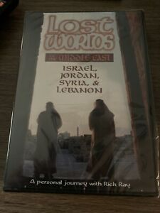 NEW-Lost-Worlds-Of-The-Middle-East-Personal-Journey-With-Rick-Ray-Dvd