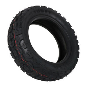 10x3.0 Rubber Tubeless Vacuum tyres For KUGOO M4 PRO Electric Scooter ATV Quad