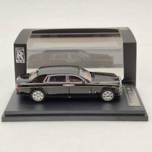 Rolls-Royce-Phantom-VII-Black-Diecast-Models-Limited-Edition-Collection-1-64