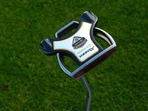 Taylor-Made-Rossa-Monza-Spider-Putter-34-inch-rechts-Superstroke-Griff