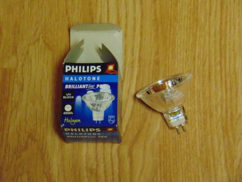 NEW Philips Halotone 378091 75W Halogen Lamps 75MR16//FL36 5 Pack