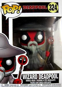Limited Edition Deadpool Wizard Deadpool Funko Pop! Vinyl Figur marvel