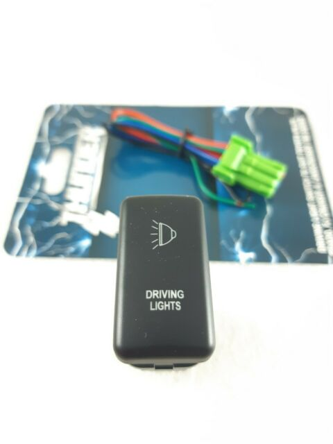 Driving Lights Switch OE Direct Fit Toyota 100 Series LandCruiser 2011- 2013