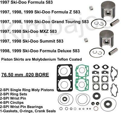 1997-1998 Ski-Doo Formula 583//Deluxe Clutch Spider Rebuild Kit