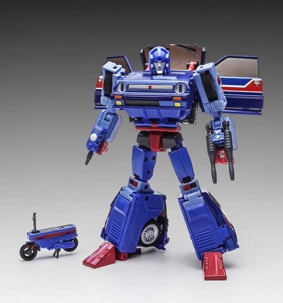 X-Transbots MX-XVII Savant aka Transformers Masterpiece Skids