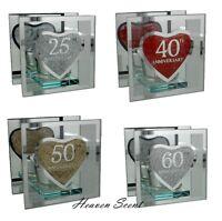 T-Lite Wedding Anniversary Gift Ideas 25th 40th 50th 60th