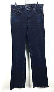 Lauren-Jean-Co-Ralph-Lauren-Femmes-Jeans-Bootcut-Coton-Bleu-Jeans-Extensible-10