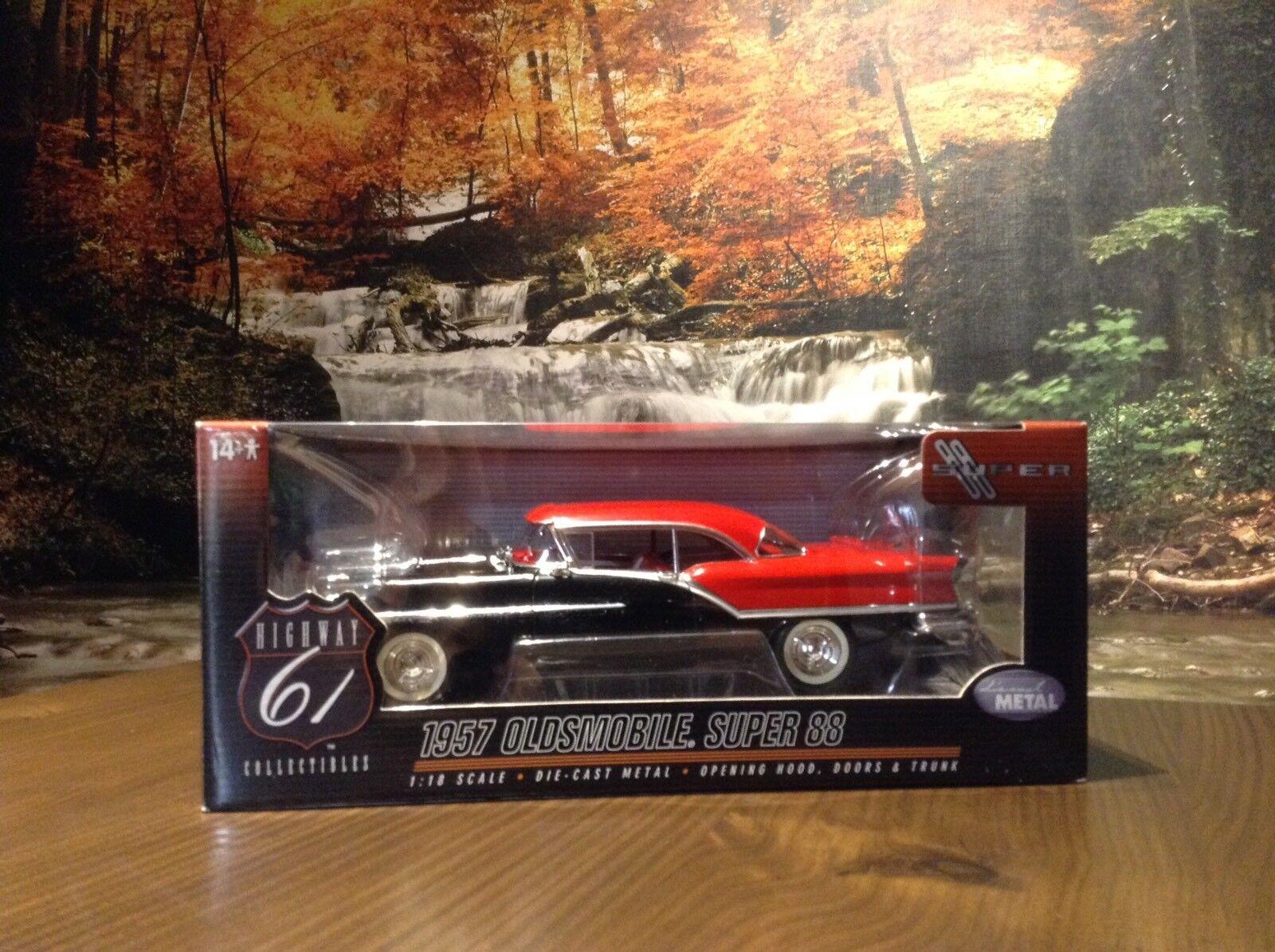 Highway 61 1 18 Oldsmobile Super 88 1957