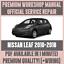 Cablaggio * Manuale Officina Assistenza e Riparazione guida per Nissan Leaf 2010-2016