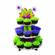 Eyeballs Halloween Cupcake and Treat Stand from Wilton #0701 - NEW