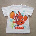 DISNEY BABY t-shirt NEMO 3 6 9 12 18 ou 23 mois manches courtes NEUF