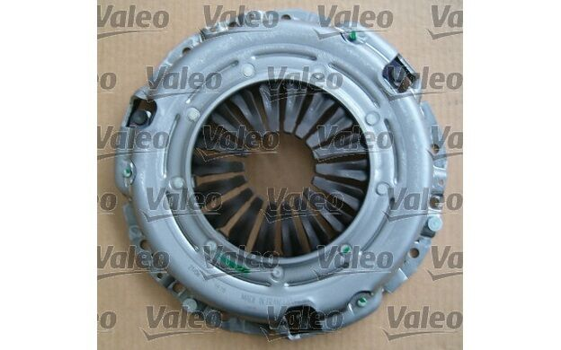 VALEO Kit de embrague 242mm 242,25mm RENAULT TRAFIC MASTER OPEL VIVARO 826816