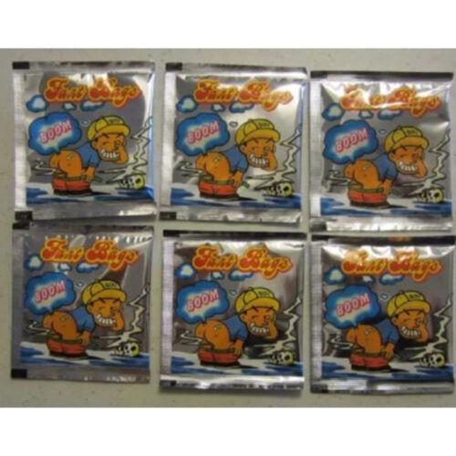 3X Stink Bomb Nasty Smelly Fart Bags Prank Joke Trick Party Filler Funny Gag TOC