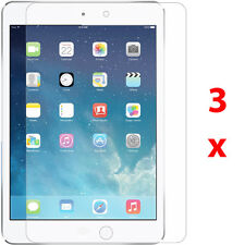 3x Crystal Clear HD LCD Screen Protector Cover Film Guard for Apple iPad Air 5