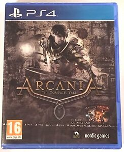 ARCANIA-THE-COMPLETE-TALE-Neuf-sous-blister-Jeu-PS4