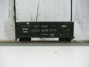 HO-Scale-Athearn-SP-Southern-Pacific-Hydra-Cushion-Double-Door-Box-Car-127430